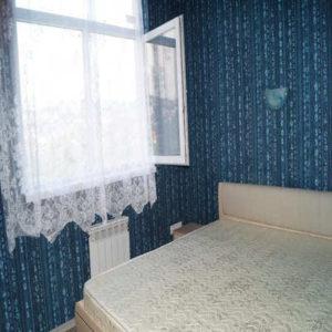 Видовая  двухкомнатная с балконом на лето, мкр Новый Сочи