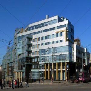 Сдаю офис в БЦ Богемия Палас