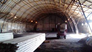 Помещения под склад, производство, офисы